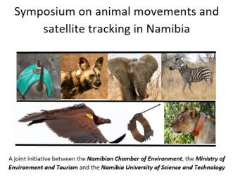 Symposium on animal movements and satellite tracking in Namibia