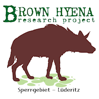 Brown Hyena Research Project logo