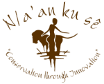 N/a'an ku sê Foundation logo