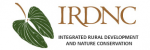 Integrated Rural Development and Nature Conservation logo